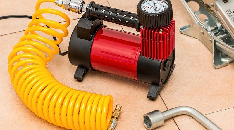 Zastosowanie sprężarek powietrza