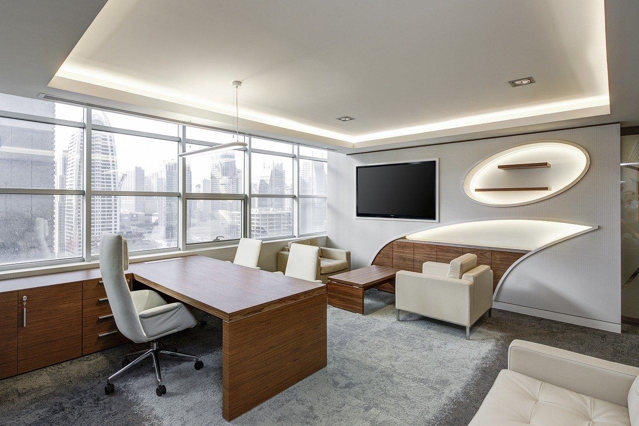 W jakim stylu urządzić biuro?